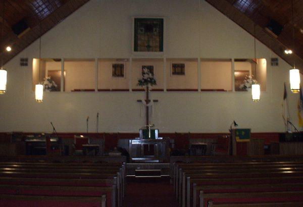 Church Sanctuary Picture